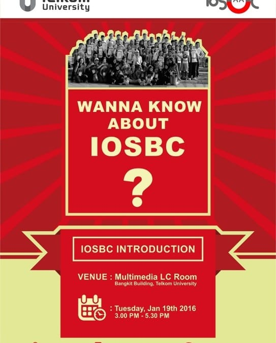 IOSBC INTRODUCTION