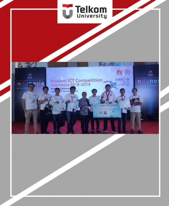 Huawei ICT Competition 2018