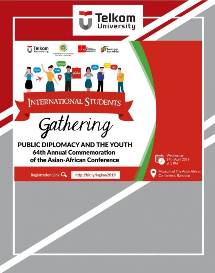 International Students Gathering 2019: Public Diplomacy and the Youth