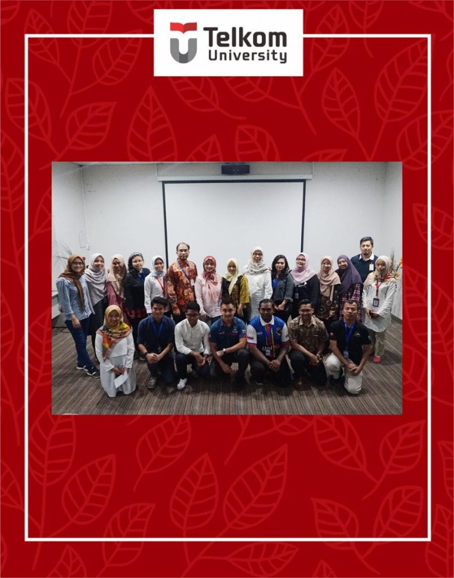 Students from 4 Malaysian Universities Visited Tel-U