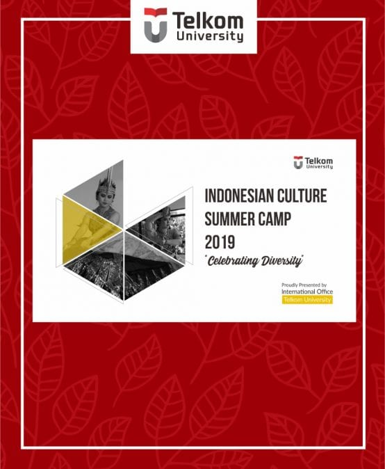 Indonesian Culture Summer Camp 2019
