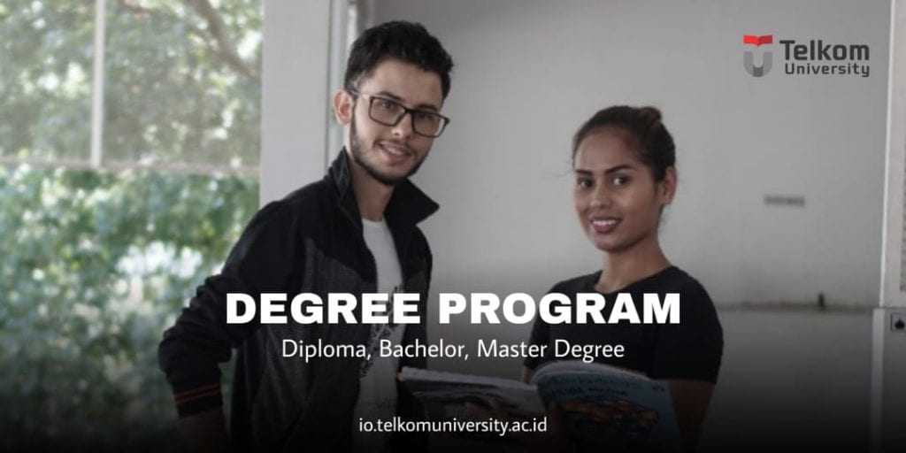 Degree Program Telkom University