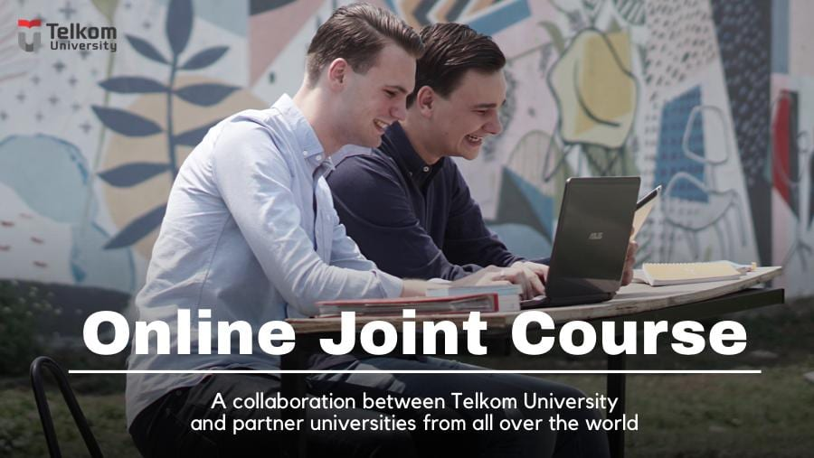 Online Joint Course by Telkom University